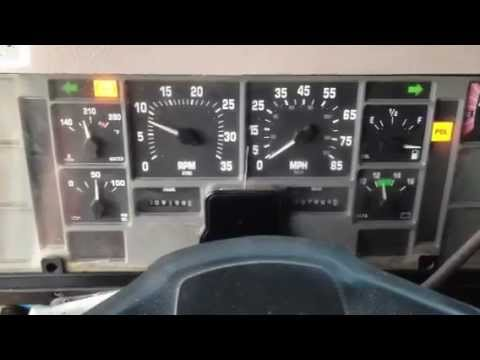 wiring diagram for dryer 1999 international 4900 youtube  1999 international 4900 youtube