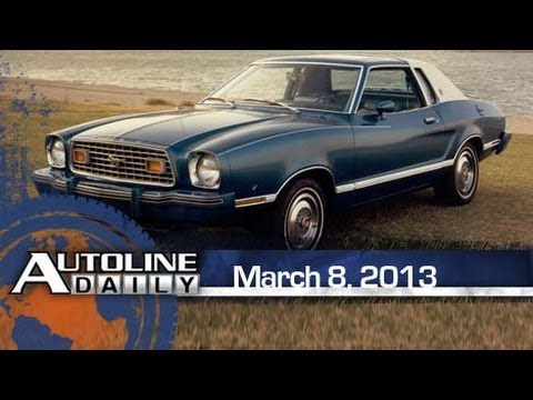 Mustang Gets a 4-Cylinder ...Again - Episode 1087