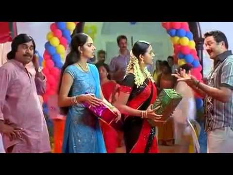 MUSTHU RANDATHANI MPR Happy Husbands Malayalam Movie Part 8...