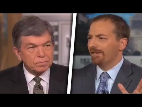 Chuck Todd Asks A Question Even A Journalist Would Ask