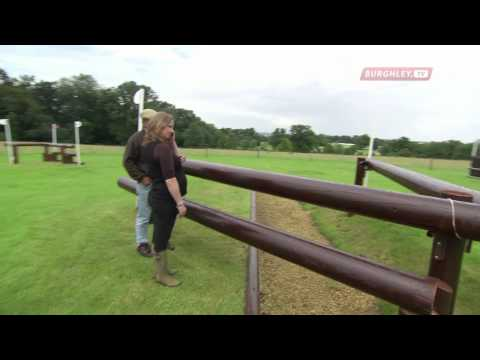 Burghley Horse Trials 2012 Course Preview