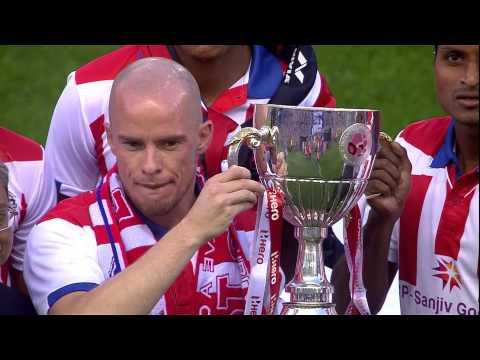 El Atlético de Kolkata ofrece la Indian Super League en el Vicente Calderón