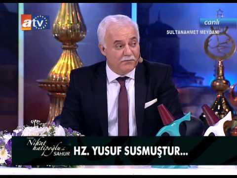 Nihat Hatipoglu 25 07 2013 HZ Yusuf programi