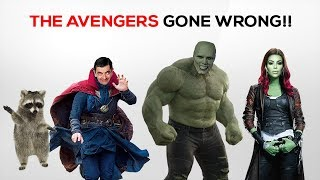 Worst Possible Casting Choices for The Avengers