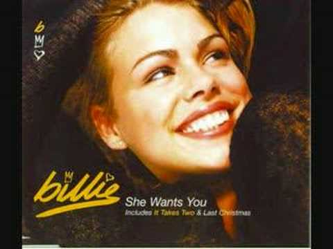 BILLIE PIPER: Last Christmas (includes lyrics)