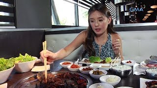 Taste MNL: Arra tries the tender bbq dishes in a Korean buffet   GMA One