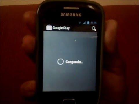 Samsung Galaxy Fit GT5670L CyanogenMod 7.2