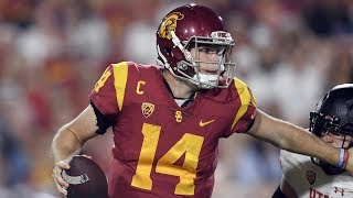 HIGHLIGHTS: USC Escapes With Win Over Utah | Stadium
