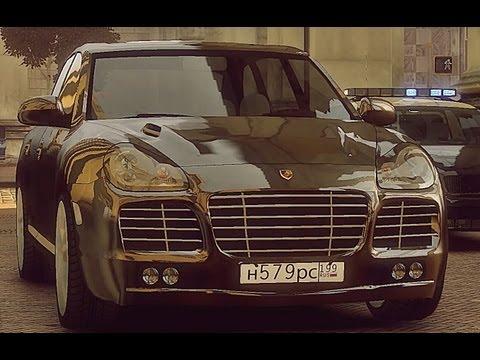 GTA 4 Porsche Cayenne Magnum !!  ENB series Extreme Graphics  [ Car mods + RealizmIV + VisualIV ]
