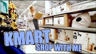 KMART AUSTRALIA SHOP WITH ME + HAUL | Vlog