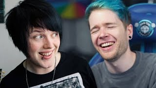 DanTDM REACTS TO MY SONG!!