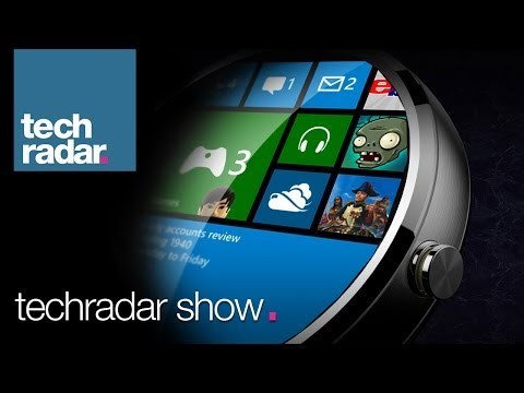 Microsoft smartwatch, Facebook's mood manipulation and Sony Walkman at 35 | The TechRadar Show