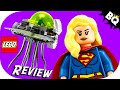 LEGO Brainiac Attack 76040 DC Super Heroes Review