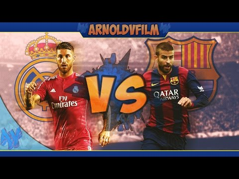 Sergio Ramos Vs Gerard Pique ► Who Is The Best Defender ? HD | Goals In 2014/2015