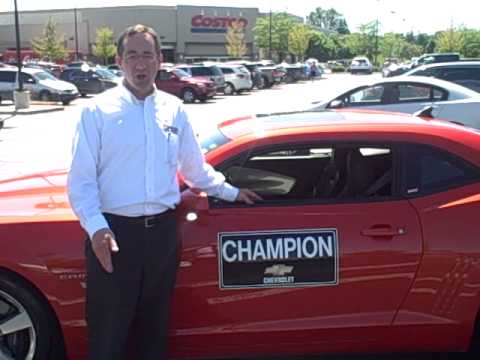Don Hart with Champion Chevrolet, your COSTCO Auto Program contact!