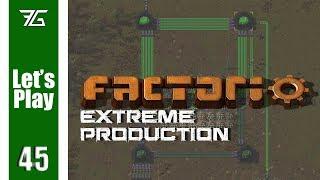 Factorio Extreme Production - Ep 45 Zinc