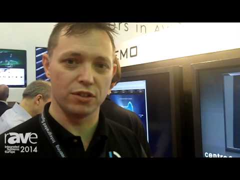 ISE 2014: DemoPad Introduces New Centro 8 Control System