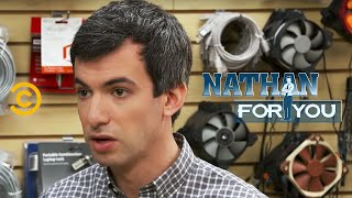 Nathan For You - Fixing Computer Repair