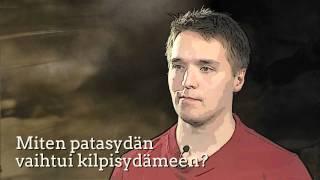 22 Matti Kuparinen pelaajahaastattelu
