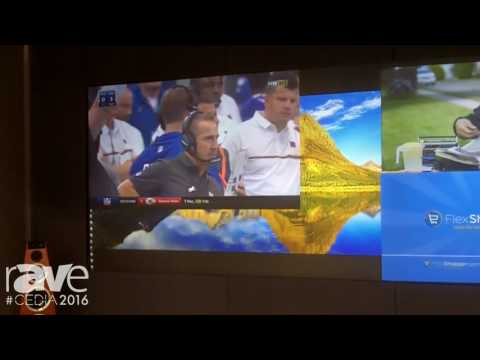CEDIA 2016: Barco Residential Exhibits Custom Media Solution for Viewing Content