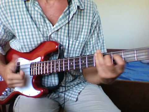 L193 Fast Slap bass in A