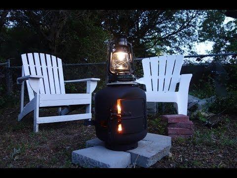 Stove Lite Thermoelectric Stove Lantern