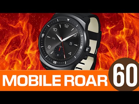 Mobile Roar 60: Round and Round
