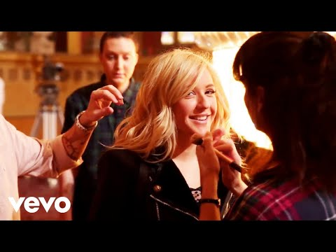 Ellie Goulding - Love Me Like You Do (behind the scenes)