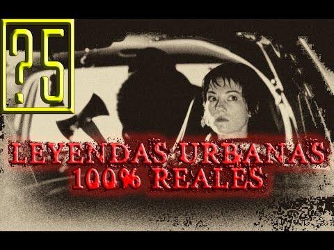 5 Leyendas Urbanas Basadas En Hechos 100% Reales [ Videos De Terror ]