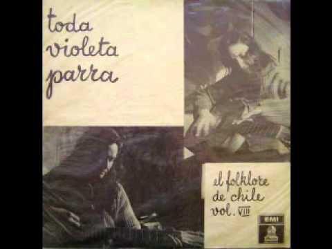 Violeta Parra - Hace Falta Un Guerrillero