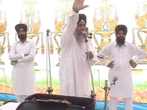DHADI JATHA SANT SINGH PARAS (LIVE STAGE-3) PARSANGH MAHAN SINGH KHALSA