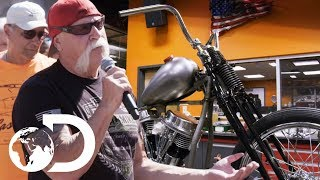 "Paul's ""Senior Series"" Line Completely Wows Motorcycle Community 