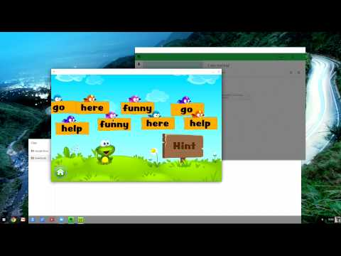 Android Apps Come to ChromeOS - Evernote and Sight Words Reviewed