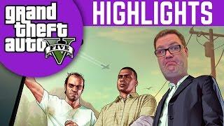 Cheaters Always Prosper! | GTA V Stream Highlight