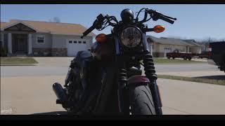 Nepalese in Military-  Lifestyle | New Handlbar on Harley| New Lens| Nepali Vlog #8