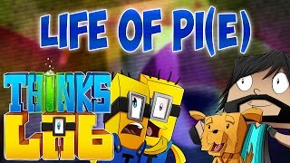 Minecraft Mods : Think's Lab - (Life of) Pi Day! [Minecraft Roleplay]