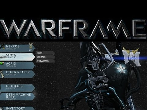 Warframe Update 10 - Shadows of the Dead