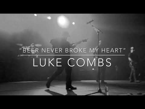 Download Lagu  Luke Combs - Beer Never Broke My Heart Mp3 Free