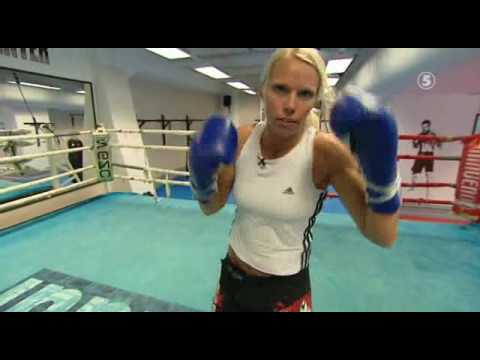 Wrestling Woman