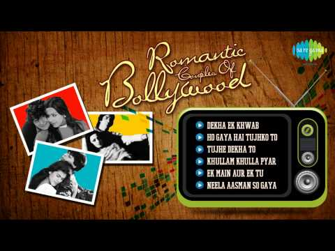 Romantic Couples Of Bollywood | Best Jodis | Bolywood Superhit Jodis |  Popular Romantic Songs video