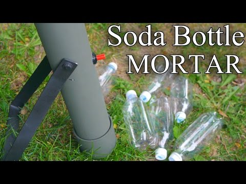 How To Make A Mortar Launcher For Airsoft/Paintball