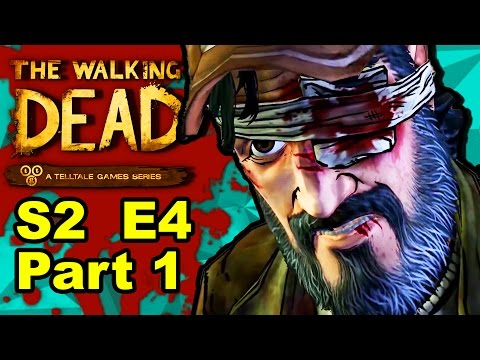 Kenny Smash! - Walking Dead Season 2 Episode 4 video
