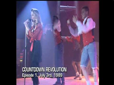 Hand On Your Heart (Live at Countdown 1989) - Kylie Minogue
