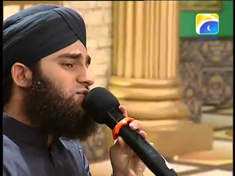 Naat Ahmad Raza Qadri On Geo Tv Aamir Liaquat Program (06 August, 2012) video