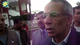 بالفيديو:محافظ شمال سيناء يزور جرحى ومصابى التفجيرات ويتفقد  مستشفى العريش العام بتكلفة أكثر من 50