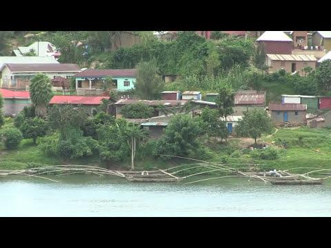 Reservas naturales letales en el lago Kivu