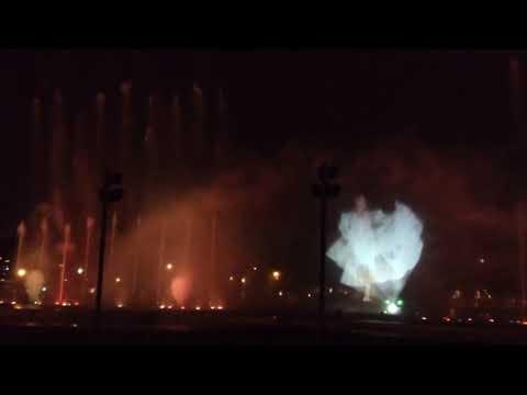 Circuito Mágico del Agua. Lima - Perú 2013 (Full HD 1080p) (3D)