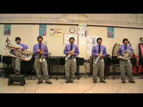 Bulldog - Brass Quintet