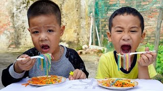 Trò Chơi Làm Đầu Bếp Nấu Cho Bé - Bé Nhím TV - Đồ Chơi Trẻ Em Thiếu Nhi