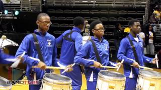 Alabama State Jamboree: Selma High Drumline vs. Lafayette High Drumline (2015)